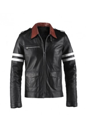 Prototype Alex Mercer Gaming Synthetic Leather Jacket